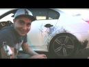 BMW M5 : Взорвалось колесо пленке конец бампер расплавился =(