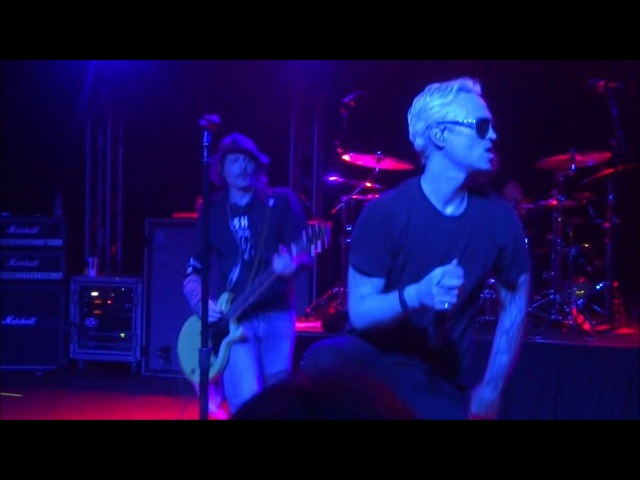Stone Temple Pilots w/ Johnny Depp - Down - The Rose in Pasadena, CA on 3/8/18