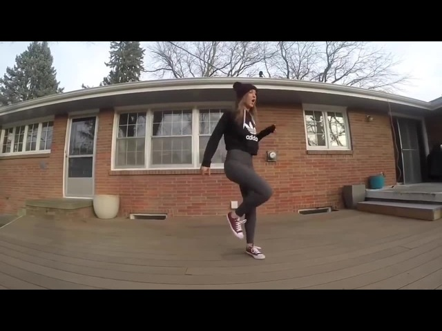 Skrillex Wolfgang Gartner The Devil's Den Remix ♫ Shuffle Dance Music video Electro House
