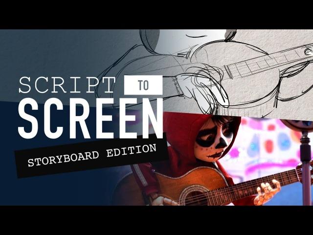 Miguel Sings Un Poco Loco   Script to Screen by Disney•Pixar