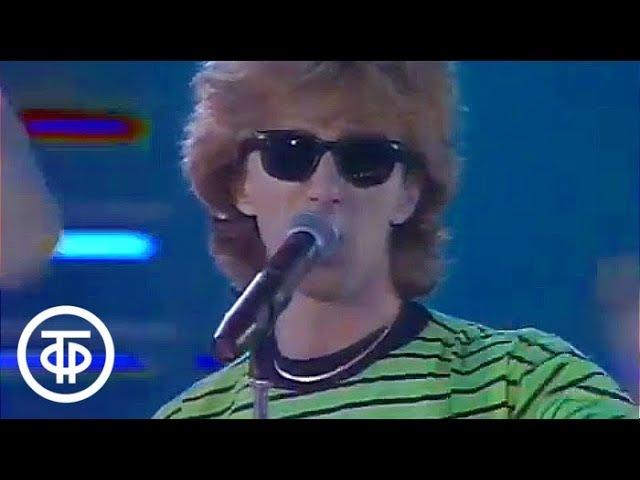 Валерий Сюткин. Трио Фен-О-Мэн - Рэкет Робин Гуд и Тропикана. 1989 г.