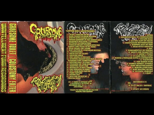 Colostomy Filter - ''Split Tape''
