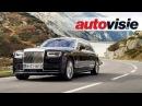 Review Rolls Royce Phantom 2017 door Autovisie TV