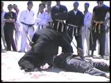 Angel Garcia Kajukenbo. Los Alcazares 2001