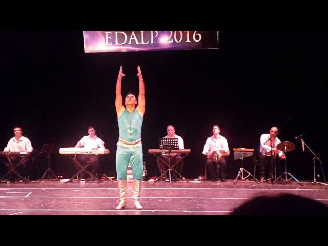 AMIR THALEB- EDALP 2016