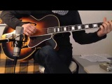 Gibson L5C 1953 &amp ES 150 1938 - Someday my Prince will Come