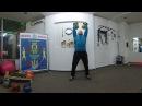 Упражнения с гирями в формате видео 360° - демо