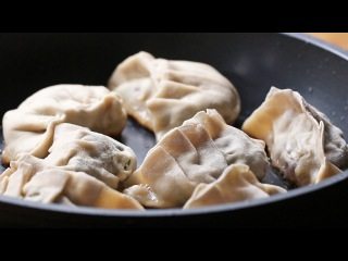 Homemade Dumplings 3 Ways