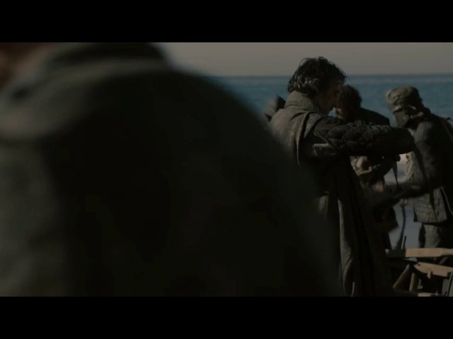 Теон Грейджой становится камандиром Грейджоев (игра престолов 7х7)