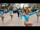 Dancing Dolls Parade Routines SU Human Jukebox Marching Band - 2018 Mardi Gras Parade
