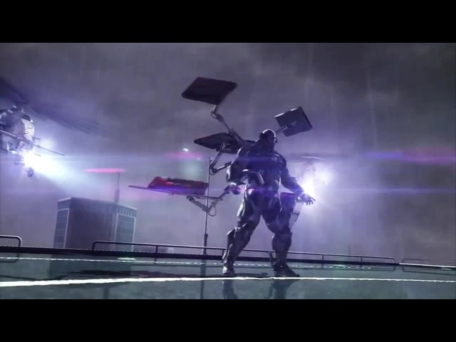 Metal Gear Rising: Revengeance - Sundowner Shields