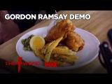 Gordon Ramsay Demonstrates How To Make Fish &amp Chips Extended Version Season 1 Ep. 6 THE F WORD