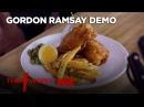 Gordon Ramsay Demonstrates How To Make Fish Chips: Extended Version | Season 1 Ep. 6 | THE F WORD