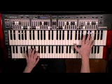 Everyday I Have The Blues (Jimmy McGriff cover) - Nord C2D Hammond B-3 Organ Clone