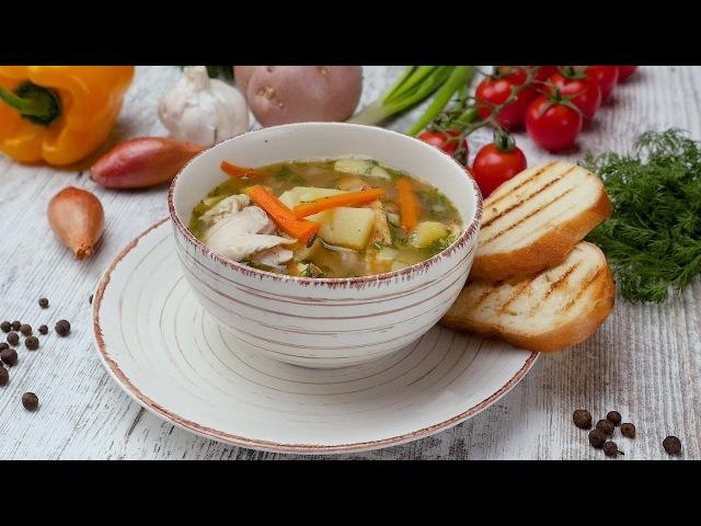 Суп с омлетом - Рецепты от Со Вкусом » Freewka.com - Смотреть онлайн в хорощем качестве