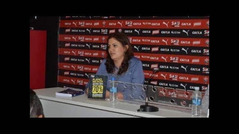 Vitória traz advogada Patrícia Saleão para conduzir defesa