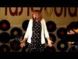 Лариса Брохман - Поэтесса бальзаковских лет, на KSPUS сентябрь 2014