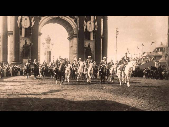 российская империя. москва 1896 г. (часть 2) коронация николая II