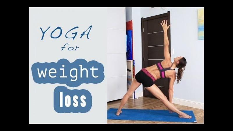 1-HOUR WEIGHT LOSS YOGA - Fat Burn Yoga Workout - Lengthen Strengthen
