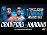 FIGHTSTAR CHAMPIONSHIP 12 Kingsley Crawford vs. Joe Harding