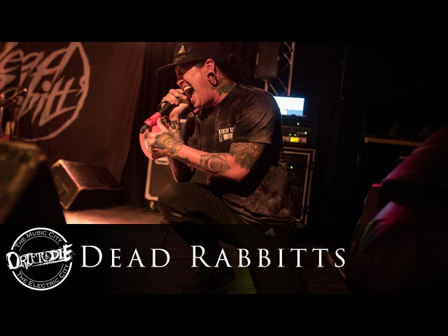 Dead Rabbitts Interview Tragic Hero Tour 2017