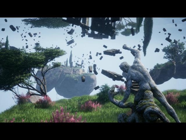 ☑️ Garden of Time (Speed Level Design Unreal Engine 4) [2K-60Fps]
