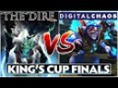 The Dire vs DC - Kings Cup Grand Finals Dota 2