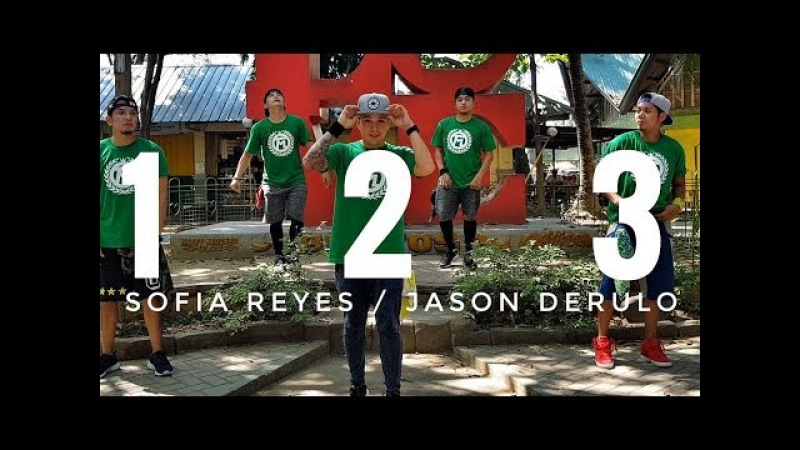 1 2 3 by Sofia Reyes ft Jason Derulo,De La Getto | Zumba | Kramer Pastrana