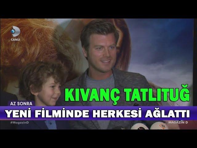 Kıvanç Tatlıtuğ'un Hadi Be Oğlum Filminin Basın Gösterimi Yapıldı