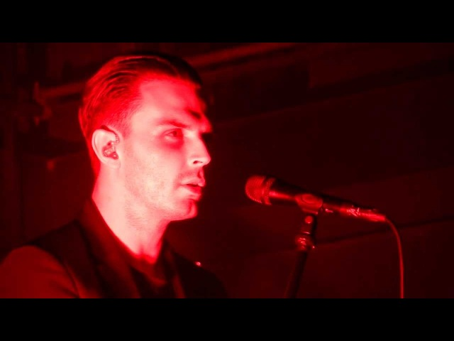 HD - HURTS - The Road (live) @ Arena Wien, Vienna 27.03.2013 Austria