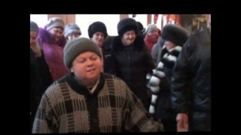 Озорные частушки в г Калязин после концерта гармонистов 9 12 12