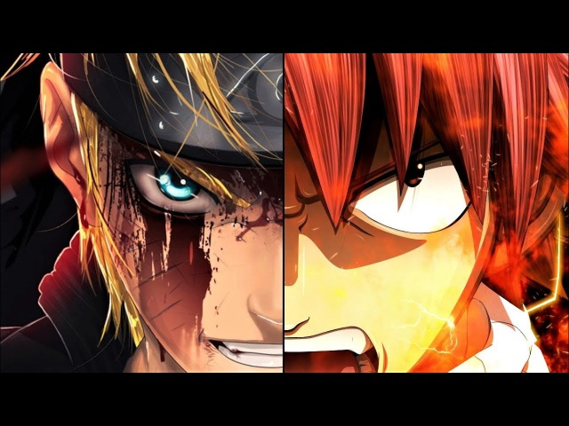 Naruto | Battle/Motivational Soundtracks Collection | Fairy Tail