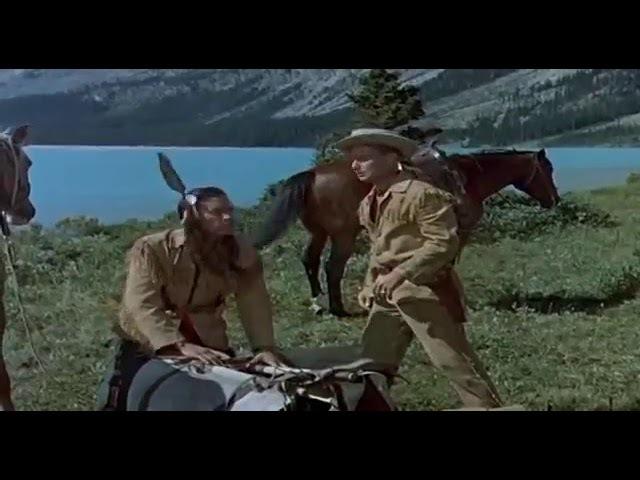 Tür Western (Kovboy) Kahraman Alay Yılı (1954) (Türkçe Dublaj)