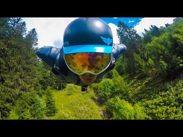 Wingsuit Best Kept Secrets- Brandon Mikesell