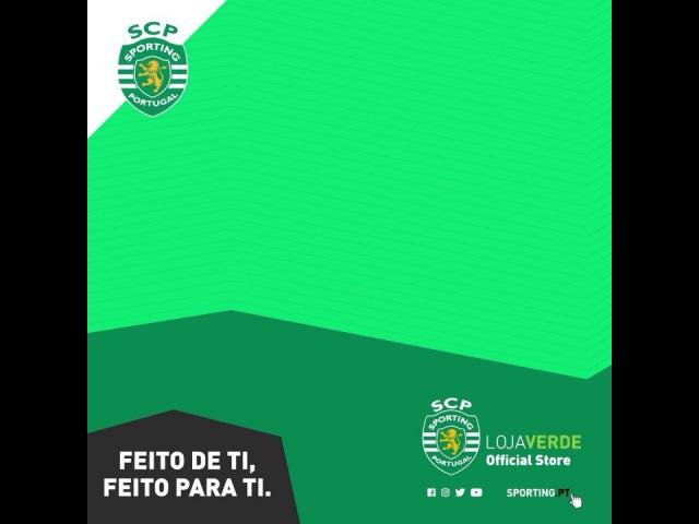 Instagram post by Sporting Clube de Portugal • Nov 23, 2017 at 9:34pm UTC