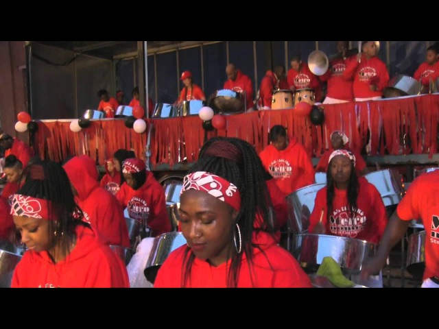 Metronomes Steel Orchestra London National Panorama Steelband Competition 2015