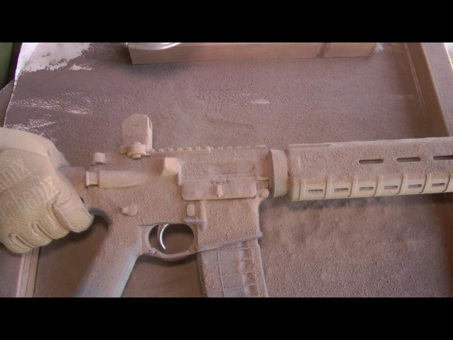 The Dirt Test III - AR15