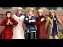 [ MMD X APH ] .: We Wish You a Merry Christmas :.