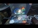 Проекция на лобовое стекло - Prology HDR 300 и 500