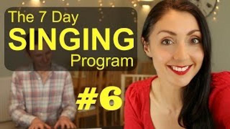 EAR TRAINING INTERVALS: Day 6 Weekly SINGING EXERCISE Program