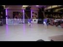 Хлюпта Анастасия и Гуляева Валерия Танцевальная Премия DANZA TV 5 марта 2017г