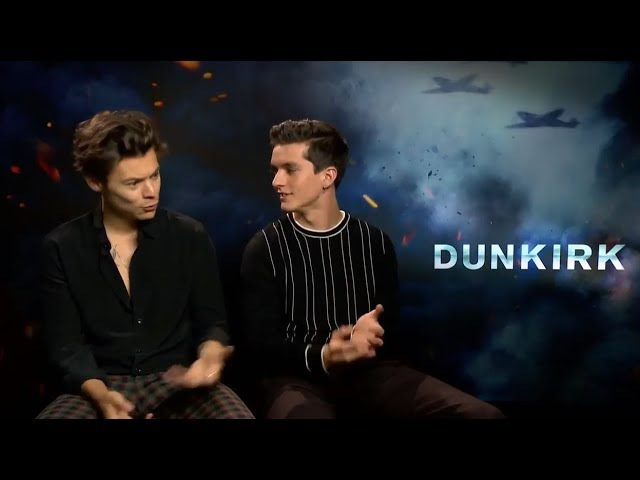 Farry - Harry and Fionn acting like an old married couple