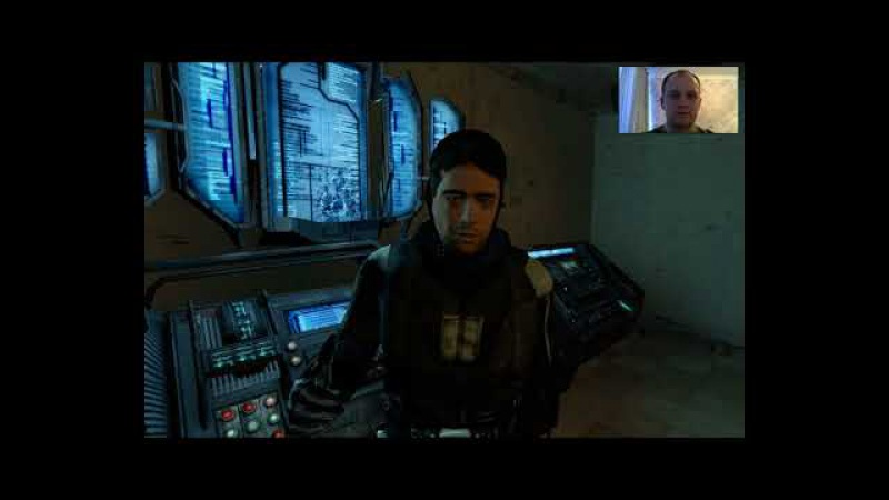 Half-life 2 - Hardcore только монтировка challenge1