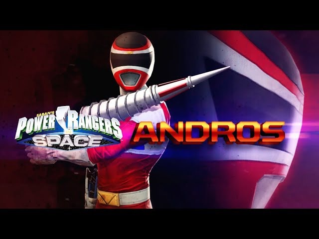 Power Rangers: Legacy Wars (In Space) Andros (Moveset)