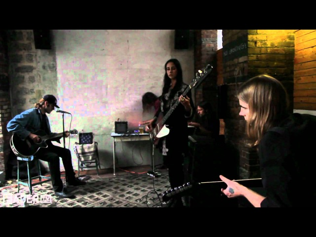 Psychic Ills, Ring Finger Live - Open Bar (Episode 40)