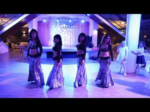 Восточные танцы старшая группа - Соло табла