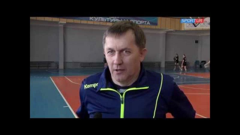Послематчевое интервью Александра Реввы. ГК