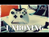 Распаковка Xbox One Sunset Overdrive Bundle  Unboxing Xbox One White (rus)