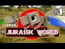 Майнкрафт Выживание Школа Динозавров