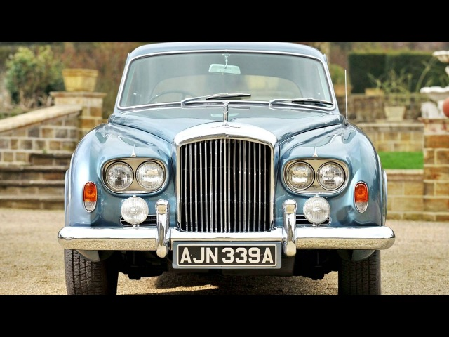 Bentley S3 Continental Flying Spur Saloon by Mulliner Park Ward '1963–65